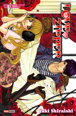 Couverture du livre : Love zipper