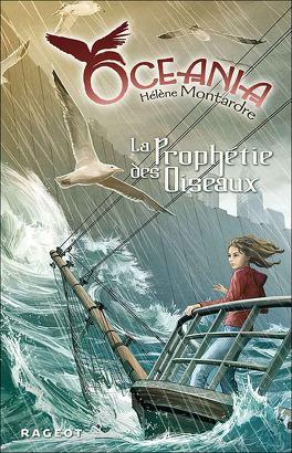 Couverture du livre : Oceania, Tome 1 : La Prophétie des oiseaux
