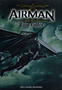 Couverture du livre : Airman