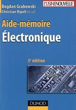 Couverture du livre : Electronique