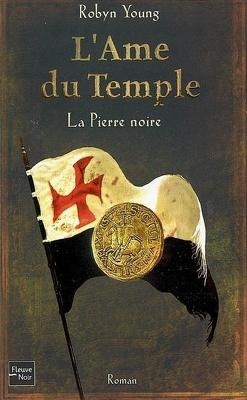 Couverture de L'Âme du Temple, Tome 2 : La Pierre noire