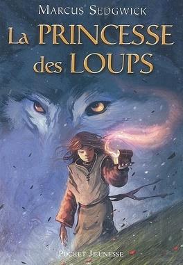 Couverture du livre : La princesse des loups