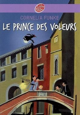 Couverture du livre : Le prince des voleurs