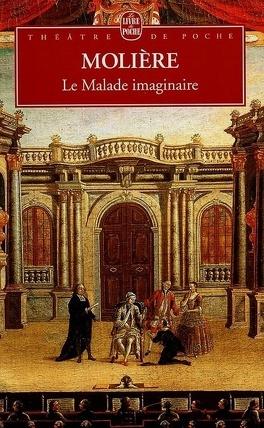 Couverture du livre : Le Malade imaginaire