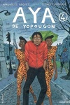 couverture Aya de Yopougon, tome 4