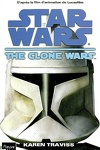 couverture Star Wars - The Clone Wars, Tome 1 : The Clone Wars
