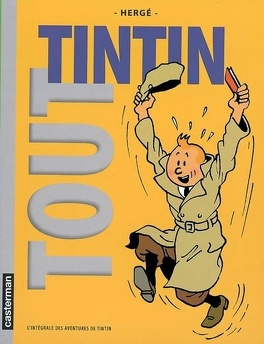 Couverture du livre : Tout Tintin : l'intégrale des aventures de Tintin