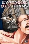 L'Attaque des Titans, Tome 2