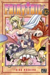 couverture Fairy Tail, Tome 32