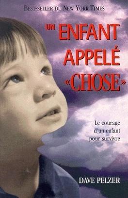 Couverture du livre : Un enfant appelé Chose