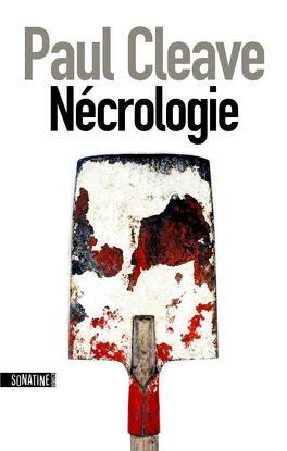 Couverture du livre : Nécrologie