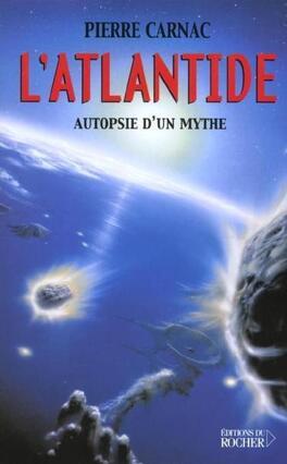 Couverture du livre : L'Atlantide