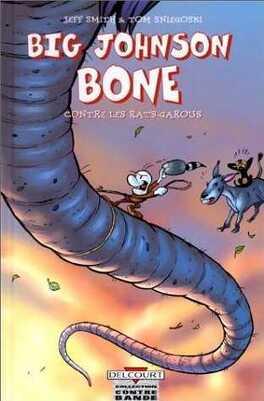 Couverture du livre : Big Johnson Bone, contre les rats-garous