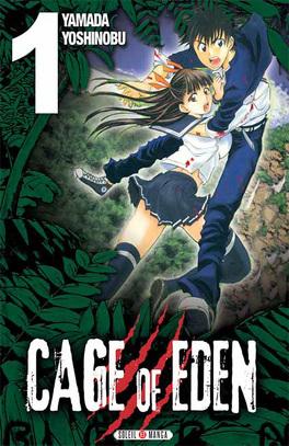 Couverture du livre : Cage of Eden, Tome 1