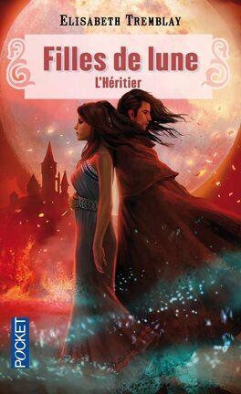 Couverture du livre : Filles de Lune, Tome 5 : L'Héritier