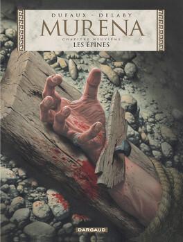Couverture du livre : Murena, Tome 9 : Les Épines