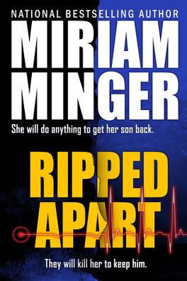 Couverture du livre : Ripped Apart
