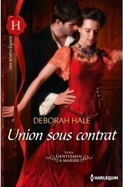 Couverture de Gentlemen à marier, tome 2 : Union sous contrat