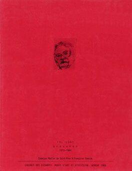 Couverture du livre : Sur une gravure de Tal Coat