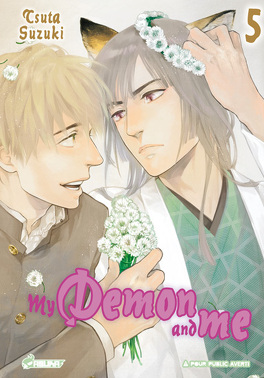 Couverture du livre : My Demon and Me, Tome 5