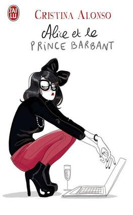 Couverture du livre : Alice et le prince barbant