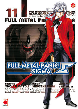 Couverture du livre : Full Metal Panic Σ (Sigma), Tome 11