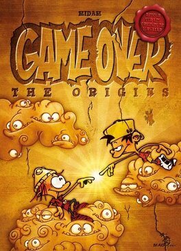 Couverture du livre : Game over : The origins
