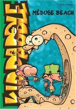 Couverture du livre : Kid Paddle, tome 7 : Méduse Beach (Roman)