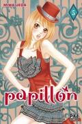 Papillon, Tome 5