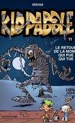Kid Paddle, Tome 11 : Le retour de la momie qui pue qui tue