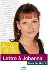couverture Lettre à Johanna