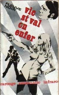 Couverture du livre : Vic St Val en enfer