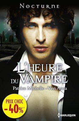Couverture du livre : L'heure du vampire