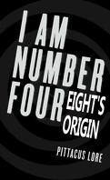 Lorien Legacy : The Lost Files bonus : Eight's Origin