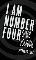 Lorien Legacy : The Lost Files bonus : Sam's Journal