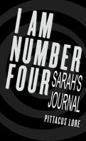 Lorien Legacy : The Lost Files bonus : Sarah's Journal