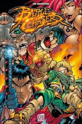 Couverture du livre : Battle Chasers Intégrale Tome 1