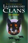 couverture La Guerre des Clans, le Pouvoir des Étoiles, Tome 5 : Pénombre
