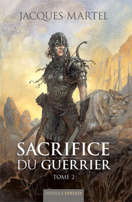 Couverture du livre : Sacrifice du Guerrier (Tome 2)