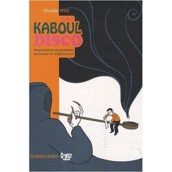 Couverture de Kaboul Disco, Tome 2