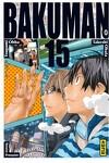 couverture Bakuman, Tome 15