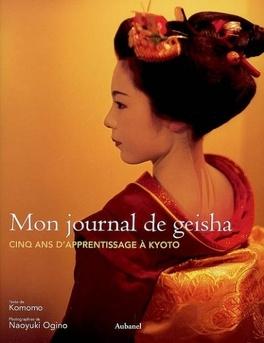 Couverture du livre : Mon journal de geisha