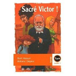 Couverture du livre : sacré victor!