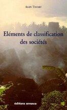 Elément de classification des sociétés