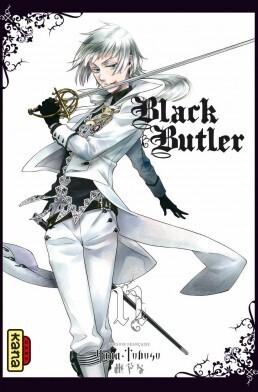 Couverture du livre : Black Butler, Tome 11