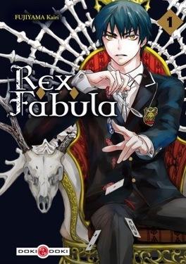 Couverture du livre : Rex Fabula, Tome 1