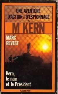 Couverture du livre : Kern, le nain et le président