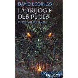 Couverture du livre : La trilogie des périls, tome 3 : La Cité occulte