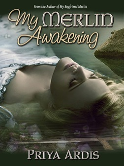 Couverture du livre : My Merlin Series, Tome 2: My Merlin Awakening