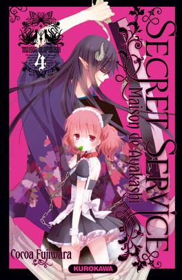 Couverture du livre : Secret Service - Maison de Ayakashi, tome 4